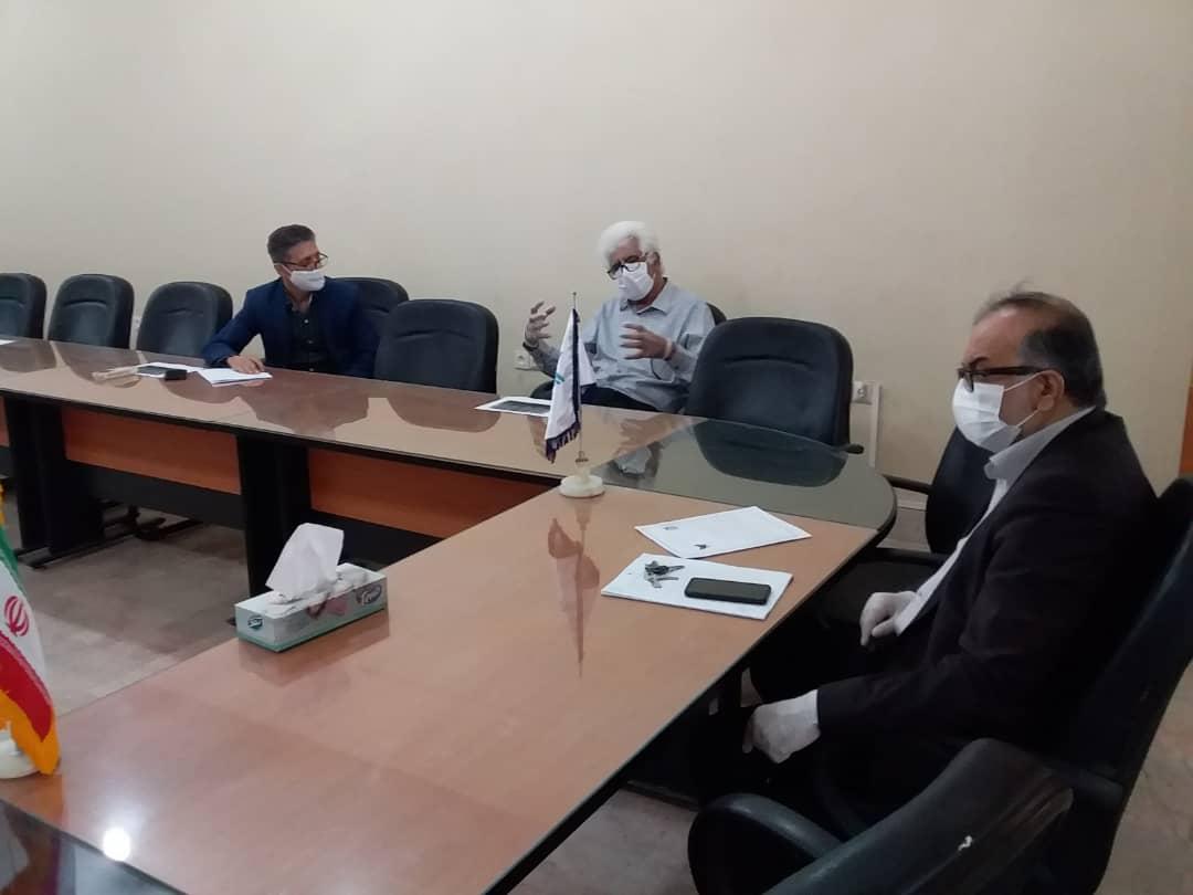 رئیس شورای تخصصی پژوهش و فناوری دانشگاه آزاد اسلامی استان هرمزگان
