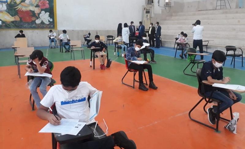 رقابت دانش آموزان برای تصاحب ۳۰۶ صندلی پایه هفتم مدارس سمپاد