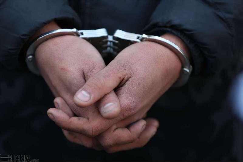 شرور مسلح در شرق هرمزگان دستگیر شد