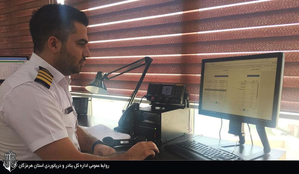 اجرای موفقیت آمیز  سیستم جامع مسافری دریایی در بنادر شهید حقانی و هرمز