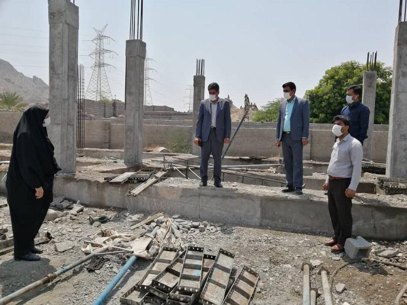 ساخت فضای آموزشی ایمن برای ۲۳۰ دانش آموز علی آباد میناب