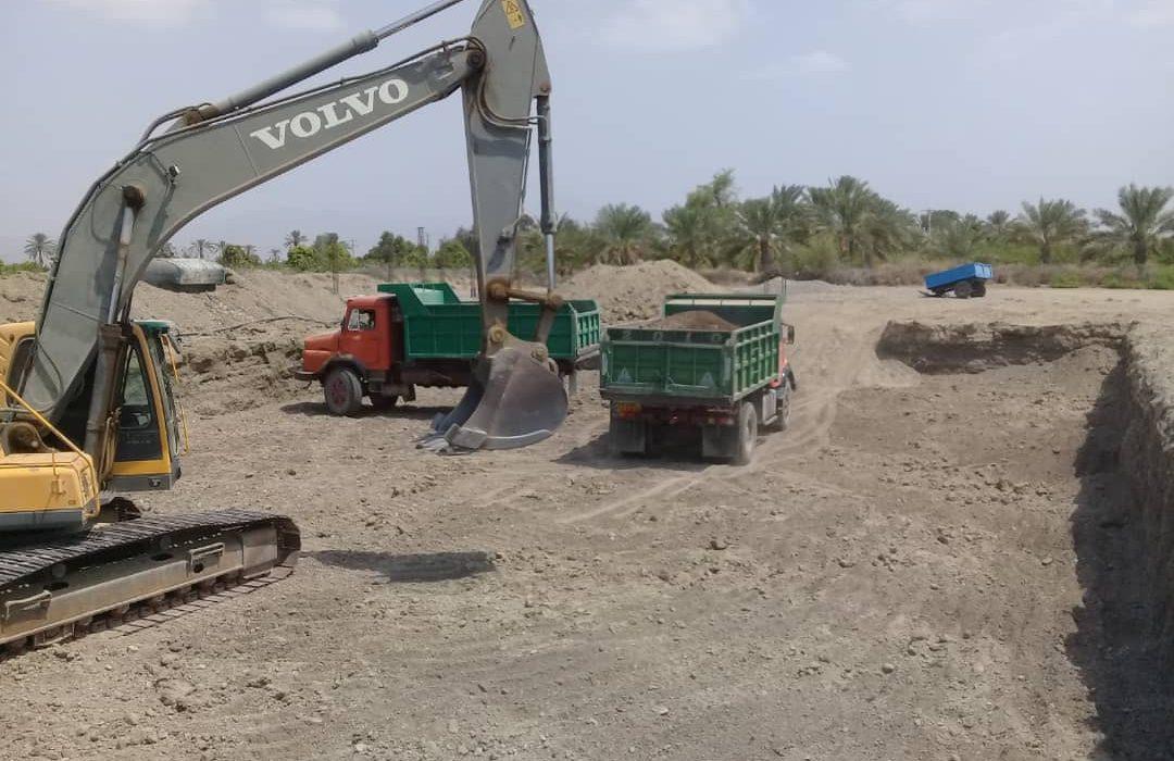 اجرای ۱۲ کیلومتر شبکه جمع آوری فاضلاب روستای خراجی رودان