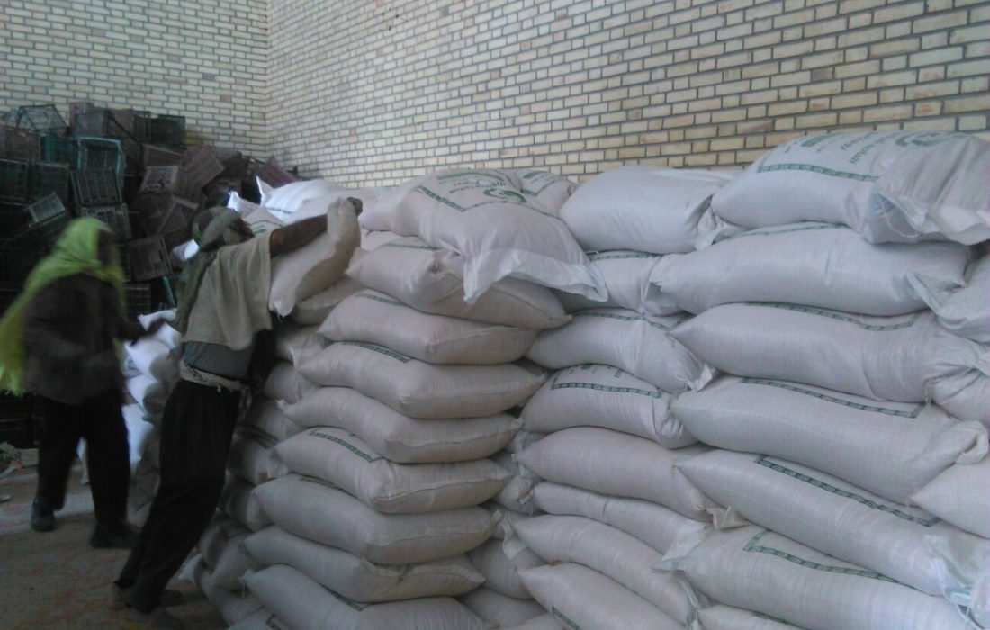 ۱۰ هزار تن خوراک دام بین دامداران هرمزگان توزیع شد