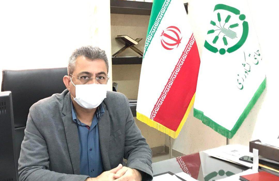 توزیع ۳ هزار و ۲۰۰ تن کودشیمیایی در استان