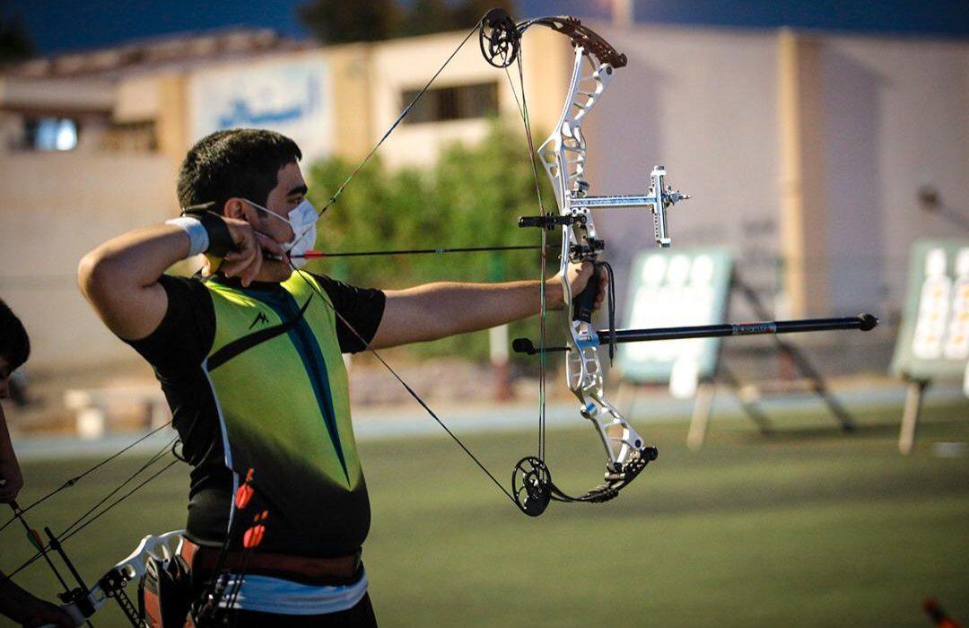مسابقه تیراندازی با کمان بمناسبت هفته تربیت بدنی برگزار شد