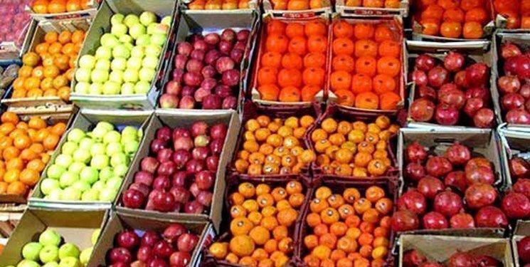 صادرات ۵۵۹ هزار تنی محصولات کشاورزی