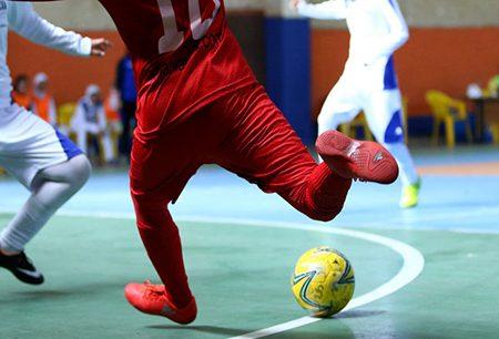 صعود نماینده هرمزگان به لیگ برتر فوتسال بانوان