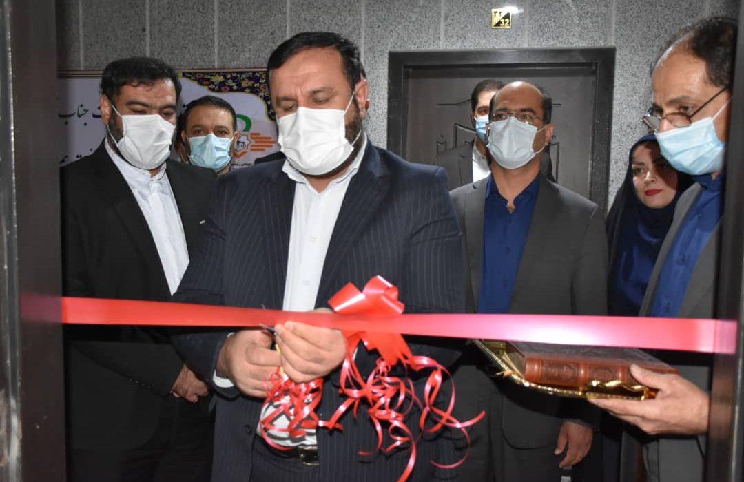 افتتاح کانون داوران دادگستری استان هرمزگان