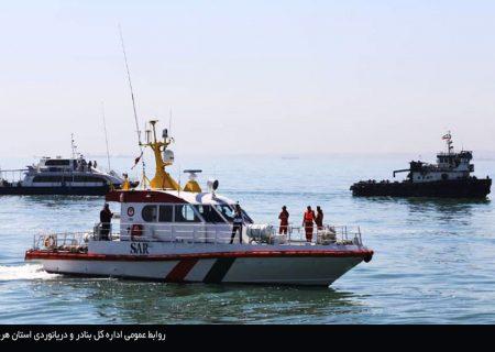 انجام ۷۴ مورد عملیات جستجو و نجات دریایی در گسترده ترین پهنه آبی کشور/ افزایش خدمات پزشکی به شناورهای متردد بدلیل شیوع کرونا ویروس