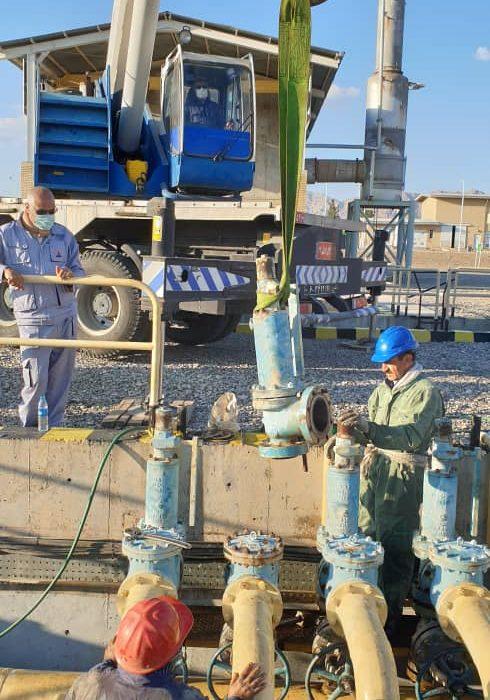 ارتقا سطح ایمنی در منطقه خلیج فارس