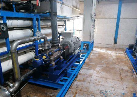 واحد جدید سایت آب شیرین کن هرمز نیمه اول سال آینده به بهره برداری می رسد
