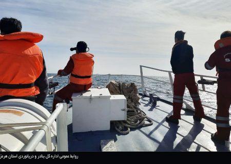 انجام بیش از ۱۰۰ عملیات جستجو و نجات دریایی و شرایط اضطرار/ارائه خدمت ازگستره آبی خلیج فارس تا دریای عمان