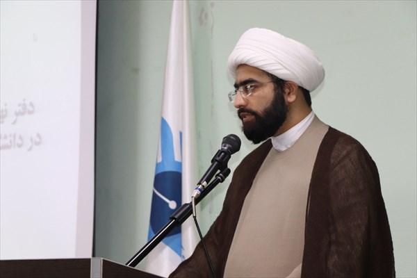 مسئول دفتر نهاد نمایندگی رهبری در دانشگاه آزاد اسلامی استان هرمزگان معرفی شد