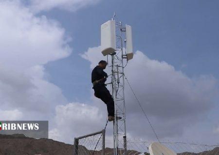 پوشش شبکههای صدا و سیما در بشاگرد به ۹۹ درصد رسید