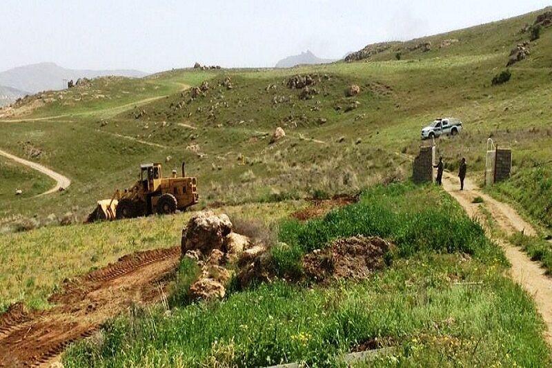 گشت حفاظت و بررسی گزارشات واصله به صورت روزانه توسط نیروهای یگان حفاظت شهرستان بندرعباس