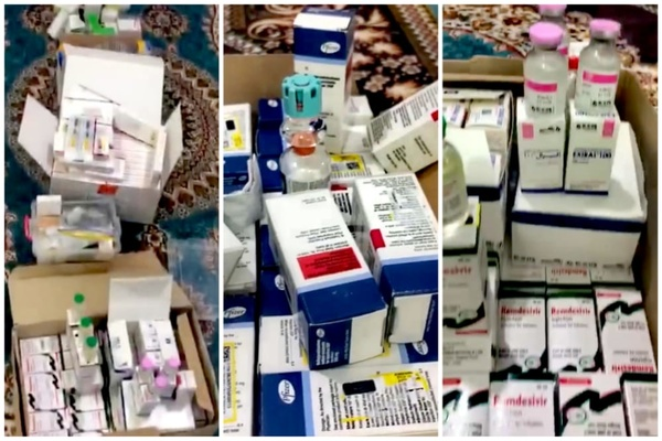دستگیری کارمند یک بیمارستان در بندرعباس به دلیل فروش غیرقانونی داروی کرونا