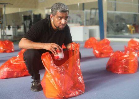 کمکهای مؤمنانه ووشو راهی «بشاگرد» شد/ اقدام ارزنده ووشوکاران در عاشورای حسینی