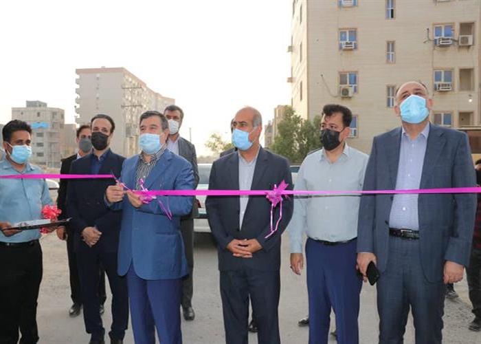 ۲۰۰ واحد مسکن مهر در بندرعباس با حضور استاندار هرمزگان افتتاح شد