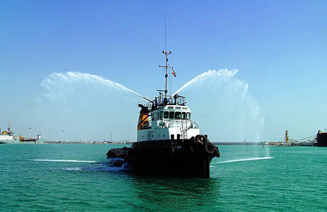 ثبت ۴۷۰۰ عملیات ایمنی راهنمایی کشتی ها در بنادر هرمزگان
